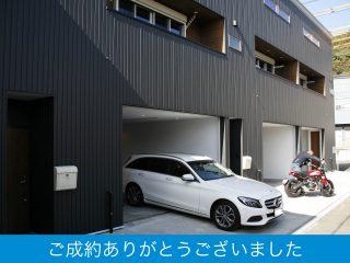 二宮の賃貸ガレージテラス