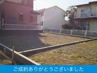 辻堂太平台の土地3区画